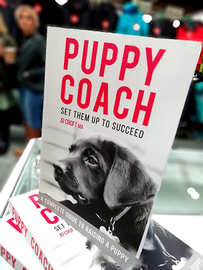 Puppy Coach Book - Now Published
